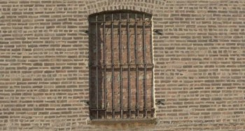 ventana tapiada